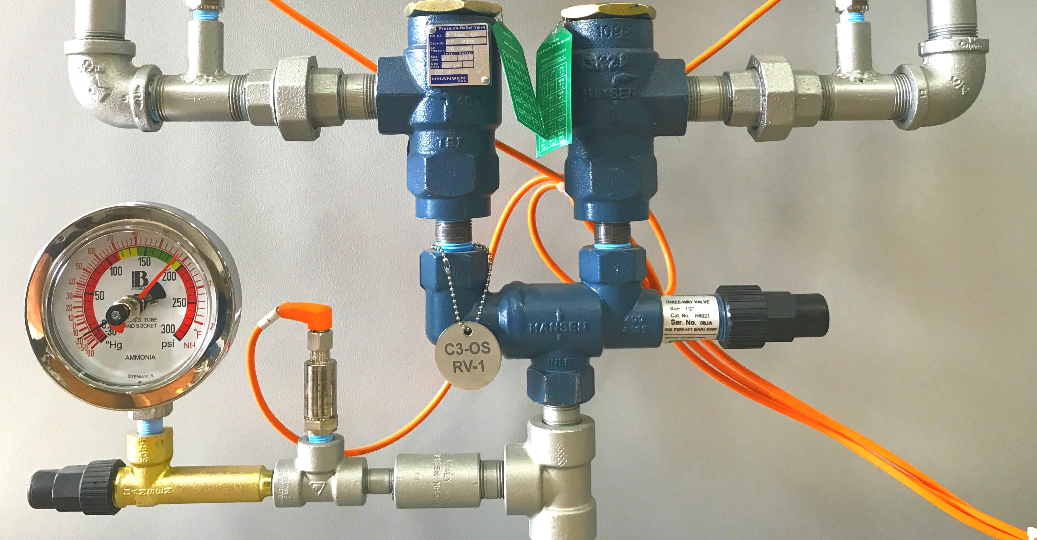 refrigerant-relief-valve-monitoring-reporting-system